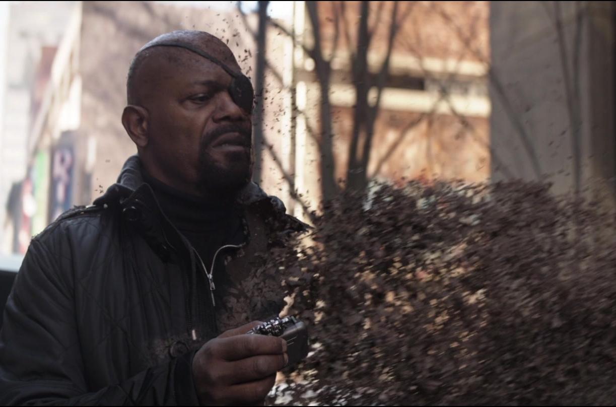 Актер заспойлерил судьбу Ника Фьюри в последних «Мстителях»