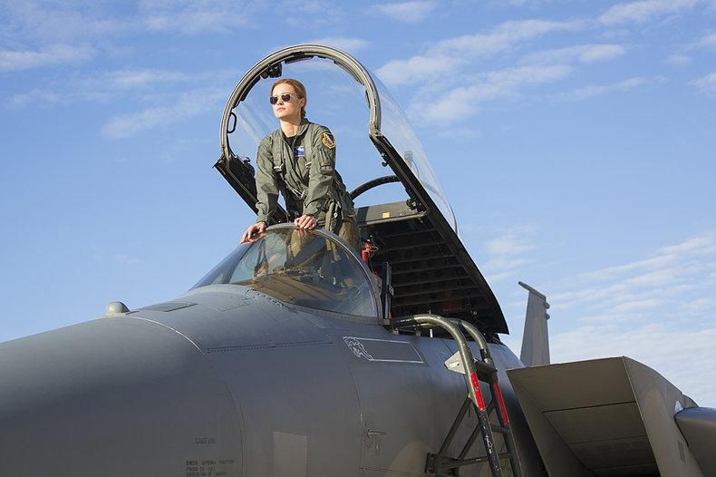 «Капитан Марвел»: кино про сильную женщину