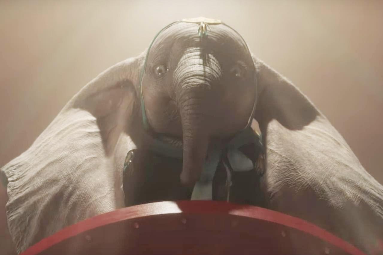 «Дамбо»: как Тим Бертон научил слона летать
