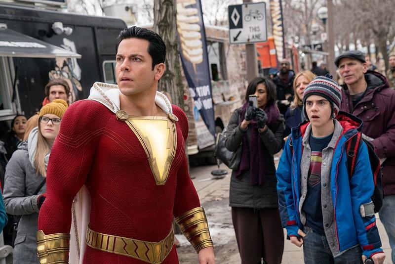 «Шазам!»: как стать самым веселым супергероем