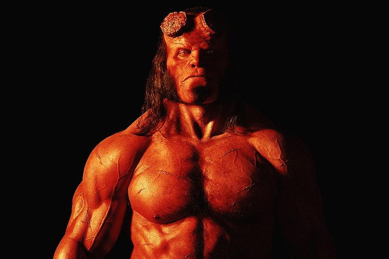 «Хеллбой»: возвращение красного дьявола