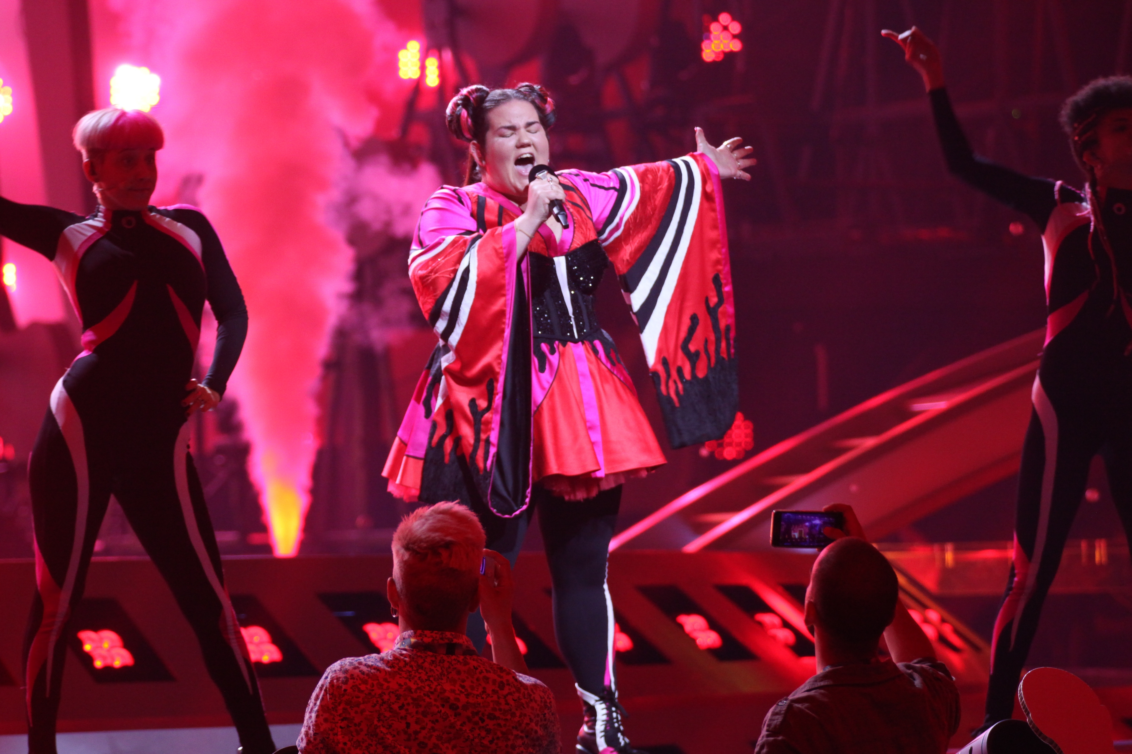 Названы первые финалисты «Евровидения»