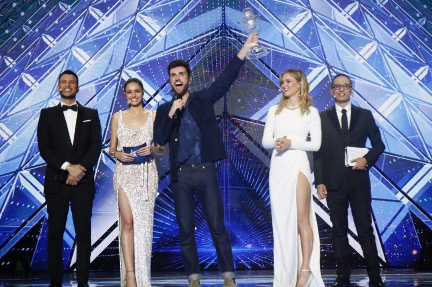 «Евровидение» ответило на призыв отменить результаты финала