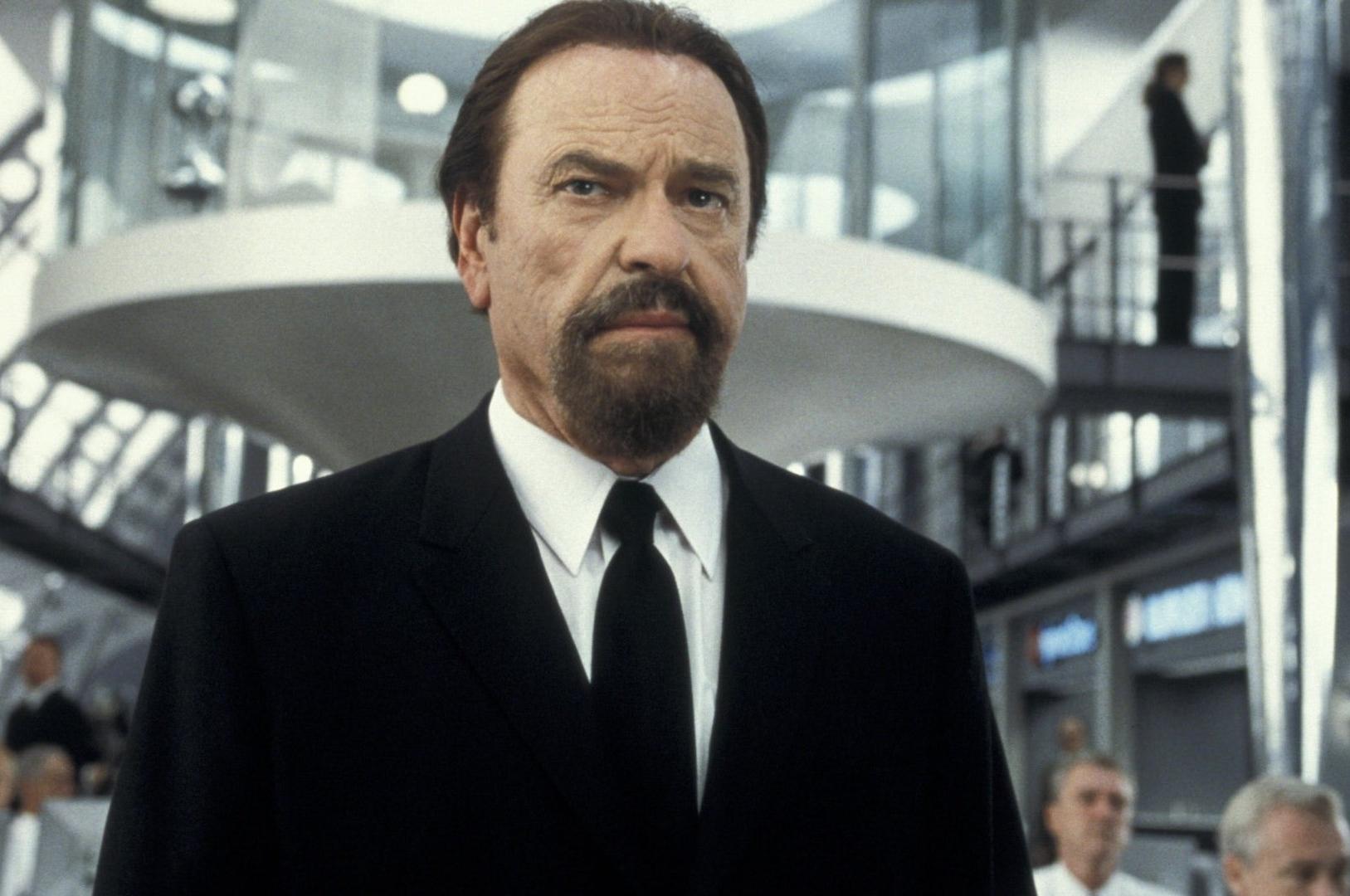 Умер легендарный актер из фильма «Люди в черном»