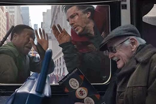 Фанаты раскрыли личность Стэна Ли в киновселенной Marvel