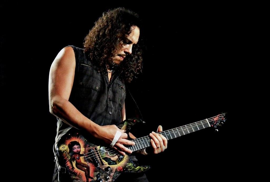 Сын Цоя оценил исполнение «Группы крови» группой Metallica