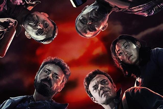 Сериал «Пацаны»: долой Marvel