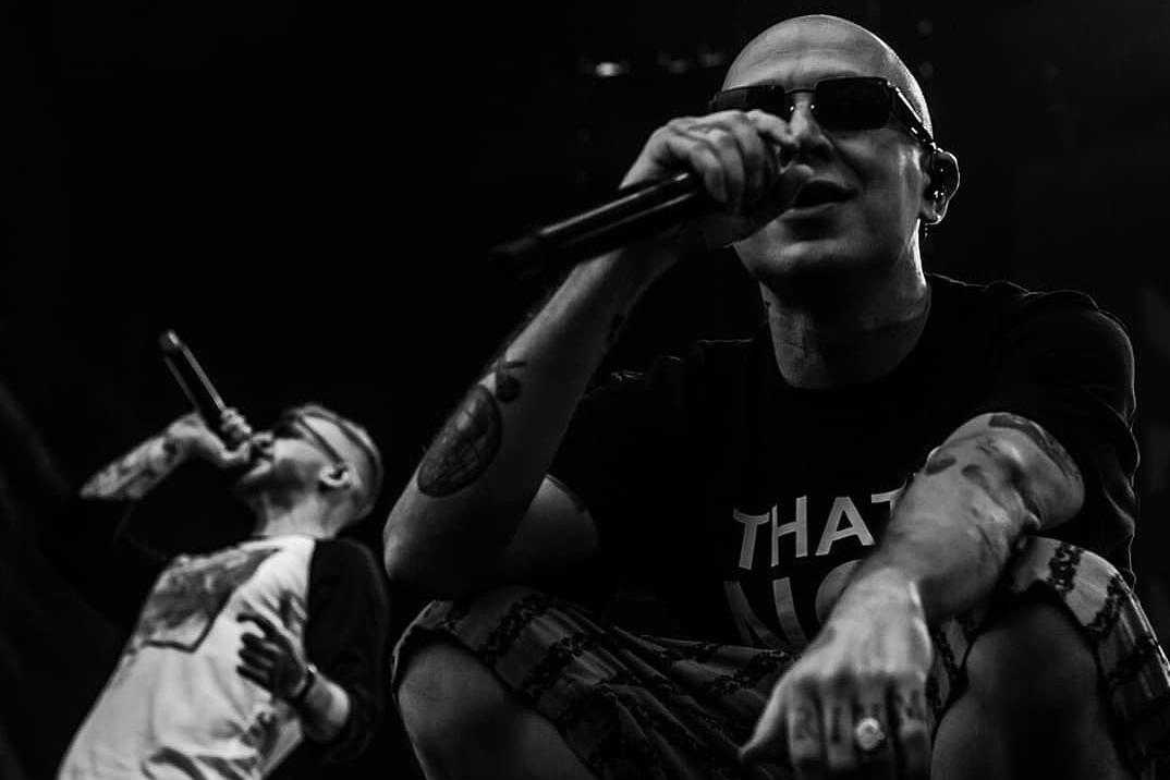 Оксимирон записал трек для рэп-баттла