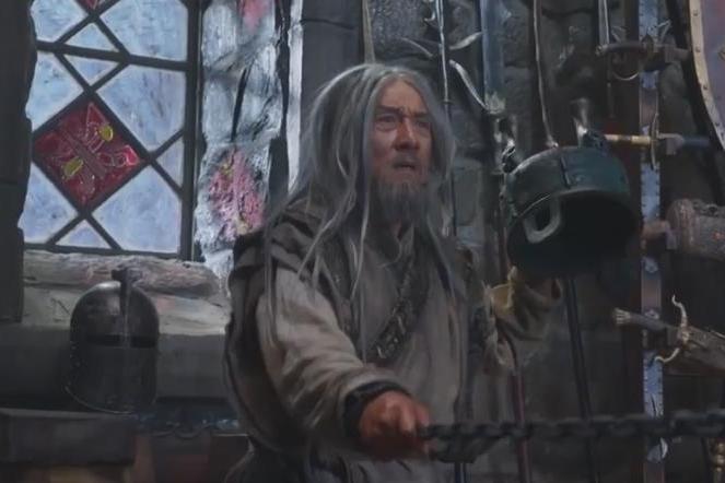 «Тайна печати дракона»: Джеки Чан против Шварценеггера