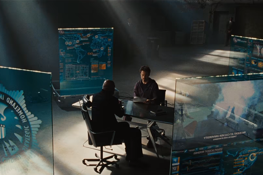Marvel показали удаленную сцену из «Железного человека»