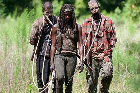 Новый вид зомби появится во вселенной «Ходячих мертвецов»