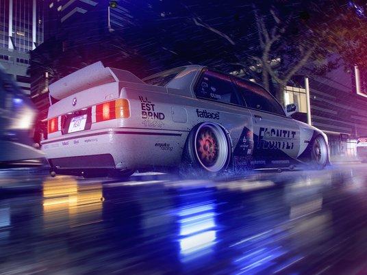 Стартовали продажи новой Need For Speed