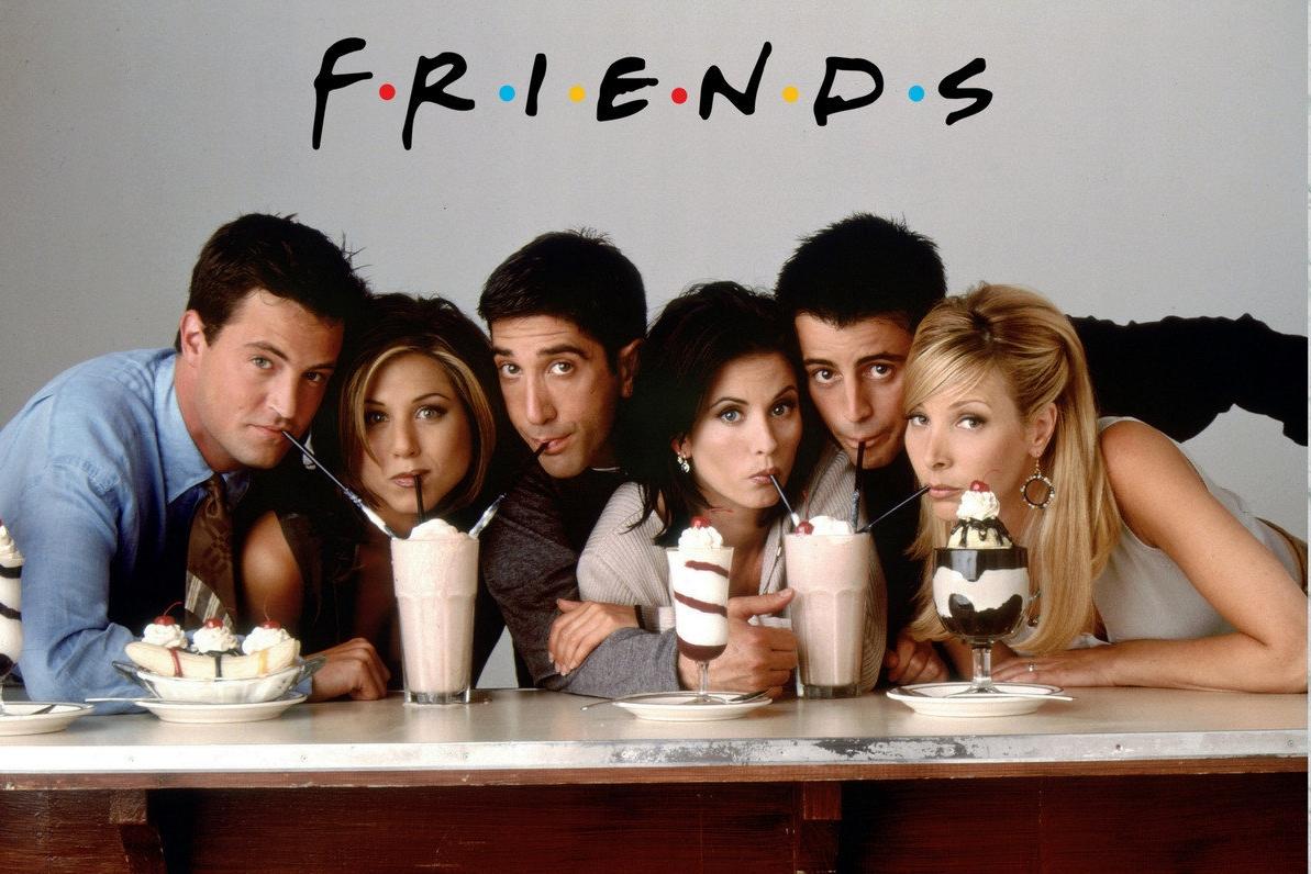 «Друзья» воссоединятся спустя четверть века
