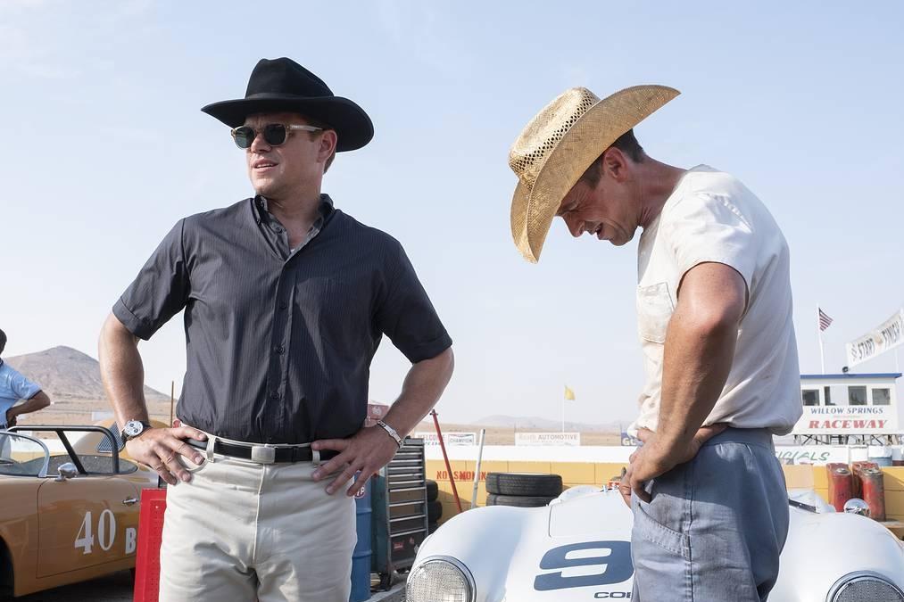 «Ford против Ferrari»: фильм про настоящие гонки