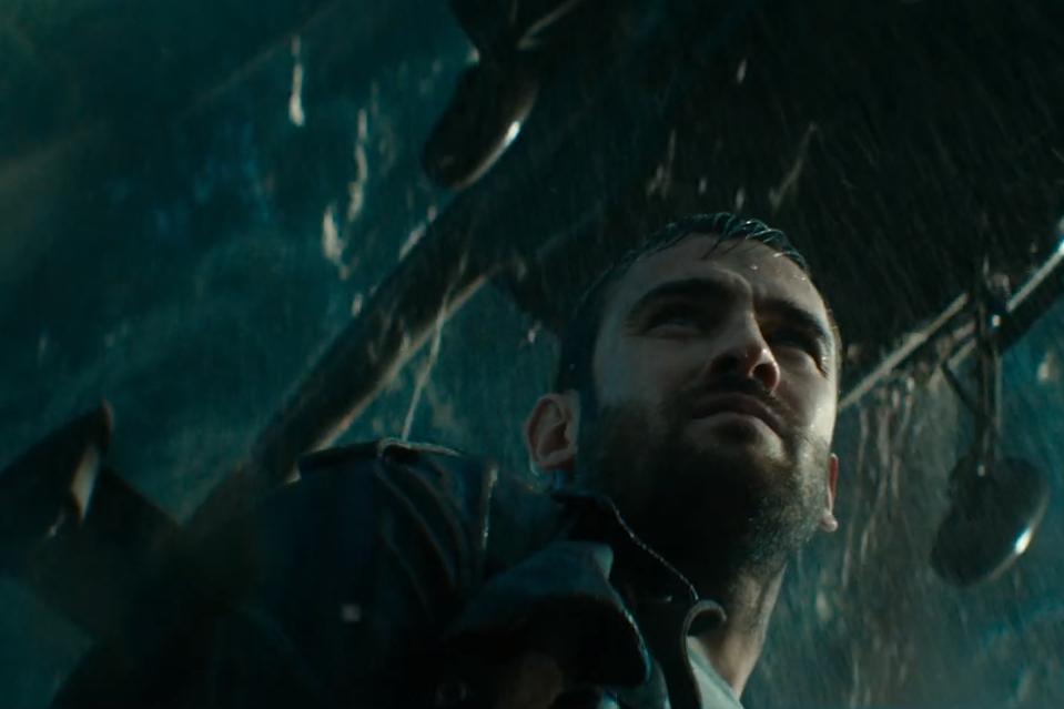 Фильм «Вторжение»: слишком много воды