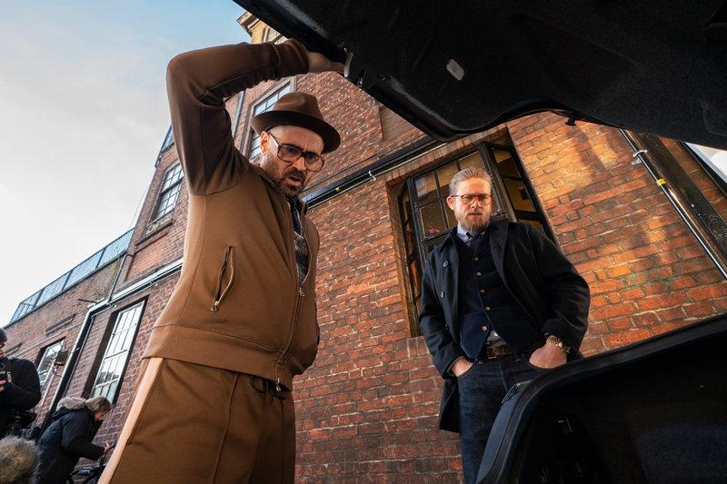 «Джентльмены»: возвращение криминального Гая Ричи