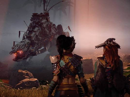 Игра Horizon Zero Dawn выйдет на ПК
