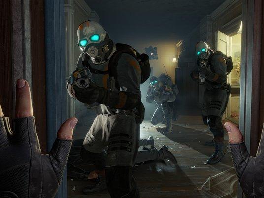 Valve выпустила новую Half-Life