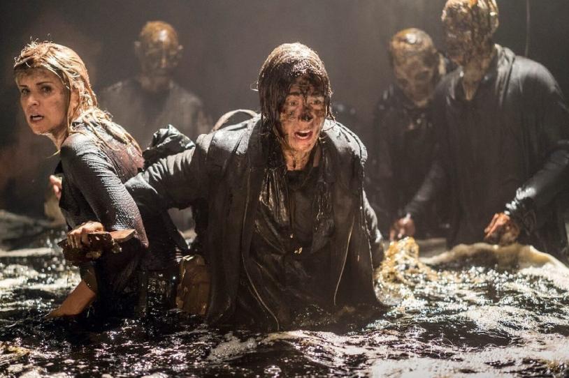 Тизер «Бойтесь ходячих мертвецов» показал разделенных героев
