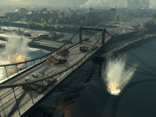 Игроки World of Tanks сразятся в битве за Берлин