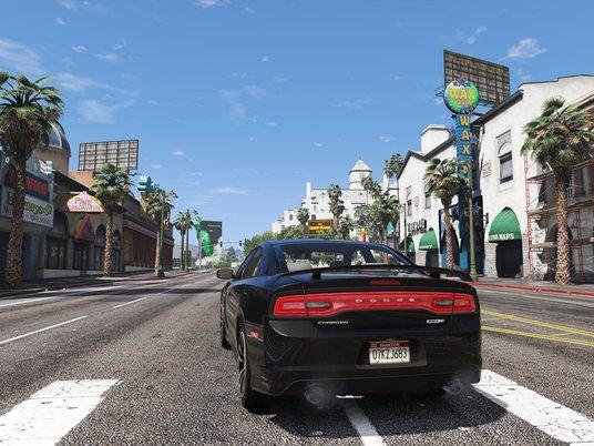 Игра Grand Theft Auto V стала бесплатной