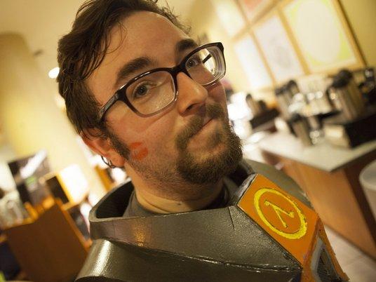 Опубликовано видео отмененной игры Half-Life