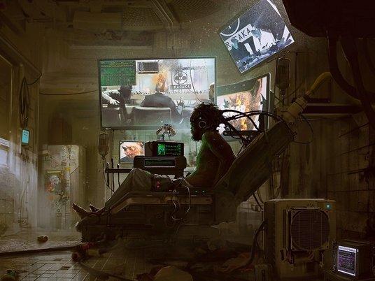 Презентацию Cyberpunk 2077 перенесли из-за погромов