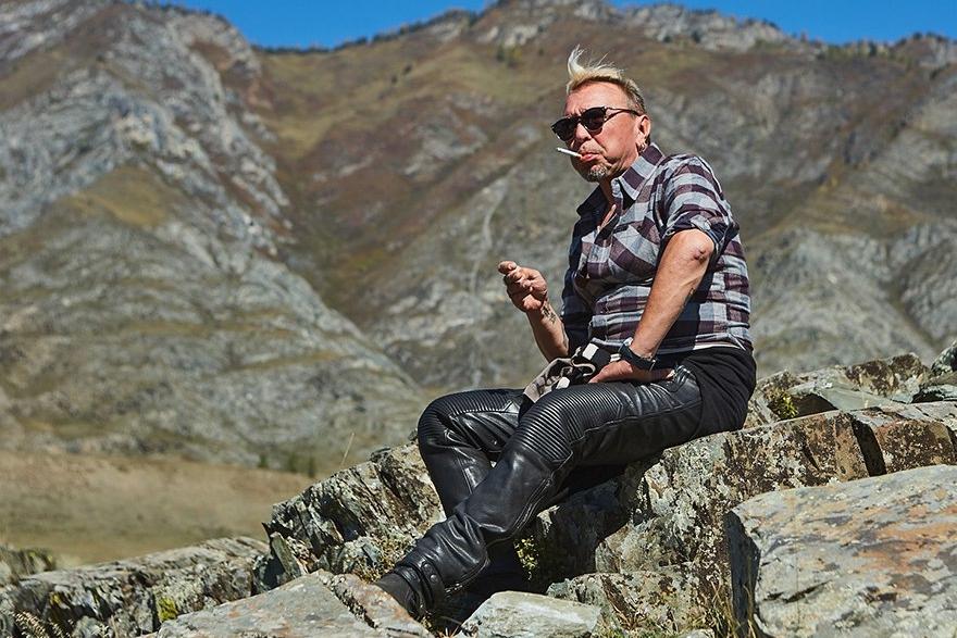 Фильм Гарика Сукачева об Алтае впервые покажут по ТВ