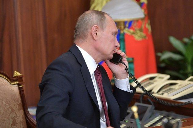 Путин и Лукашенко обсудили задержание россиян