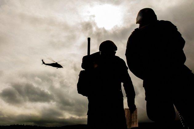 Пентагон перебросил войска из Германии к границам России