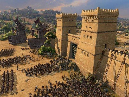 Вышла временно бесплатная игра Total War Saga: Troy