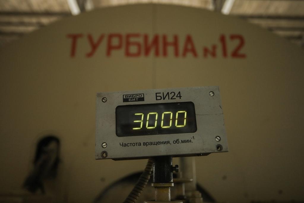 Турбинный цех ТЭЦ-3