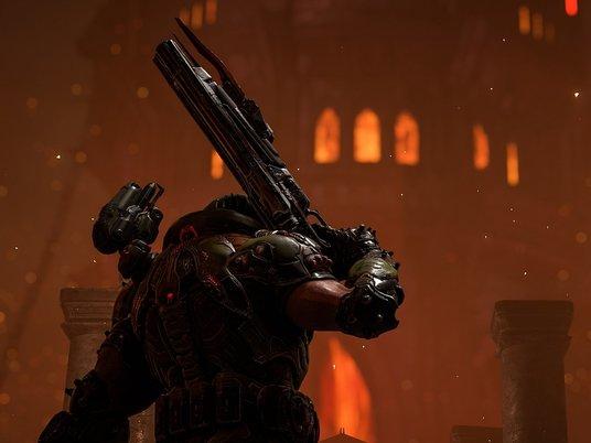 Doom Eternal запустили нахолодильнике