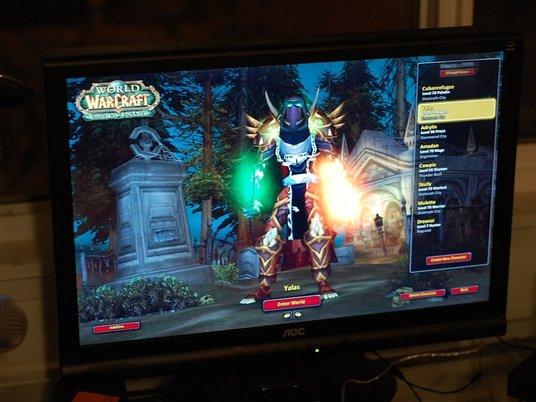 Вышел World of Warcraft Shadowlands