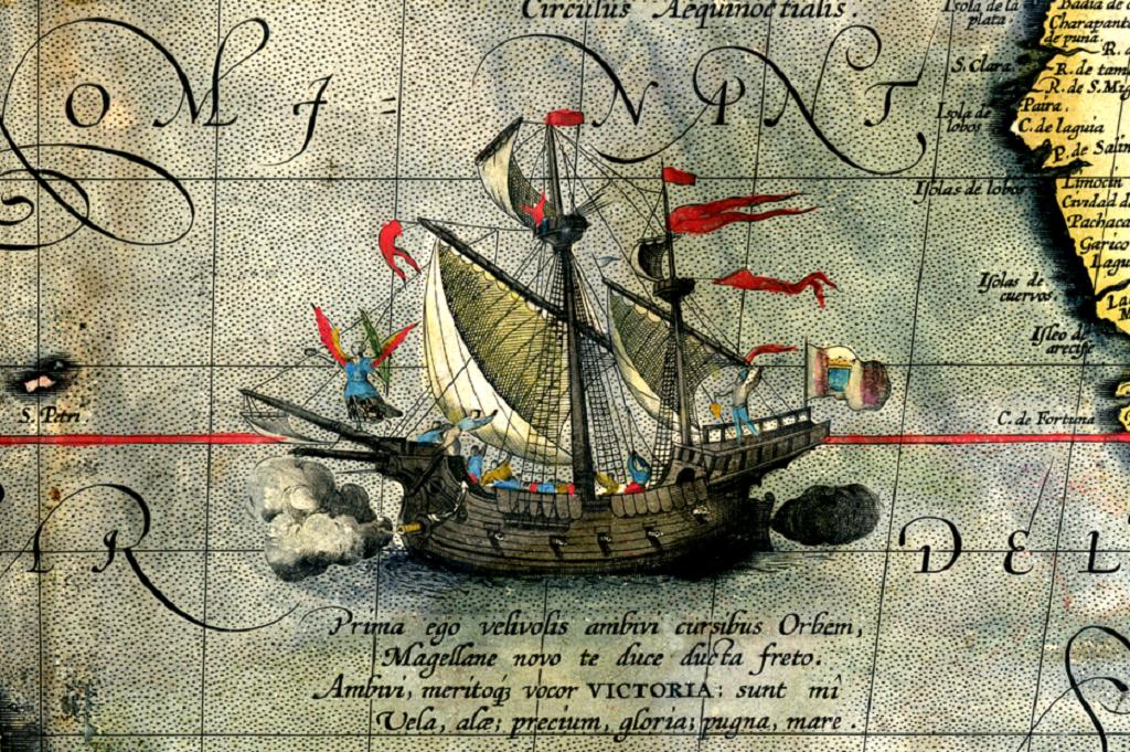 Изображение корабля «Виктория»