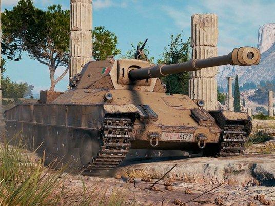 Игроки World of Tanks получили новые тяжелые танки
