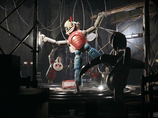 Вышел новый трейлер российской игры Atomic Heart