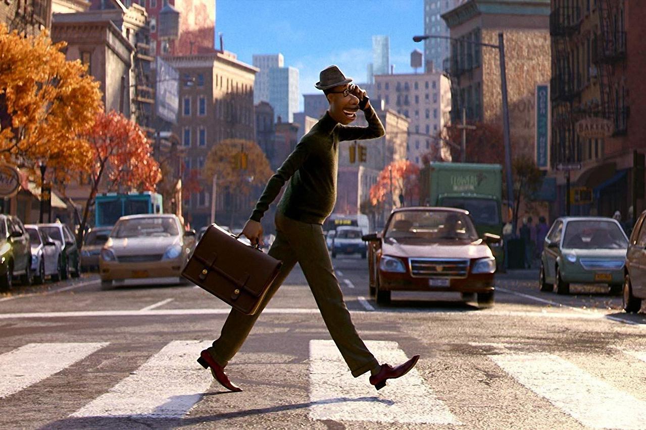 Мультфильм «Душа»: студия Pixar сняла взрослый шедевр
