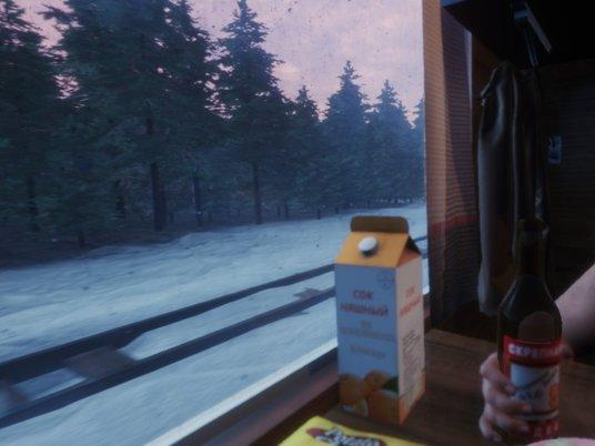 Игрокам представили симулятор путешествия вплацкарте поСибири