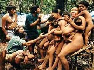 племя амазонки секс