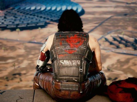 Код Cyberpunk 2077 продали нааукционе
