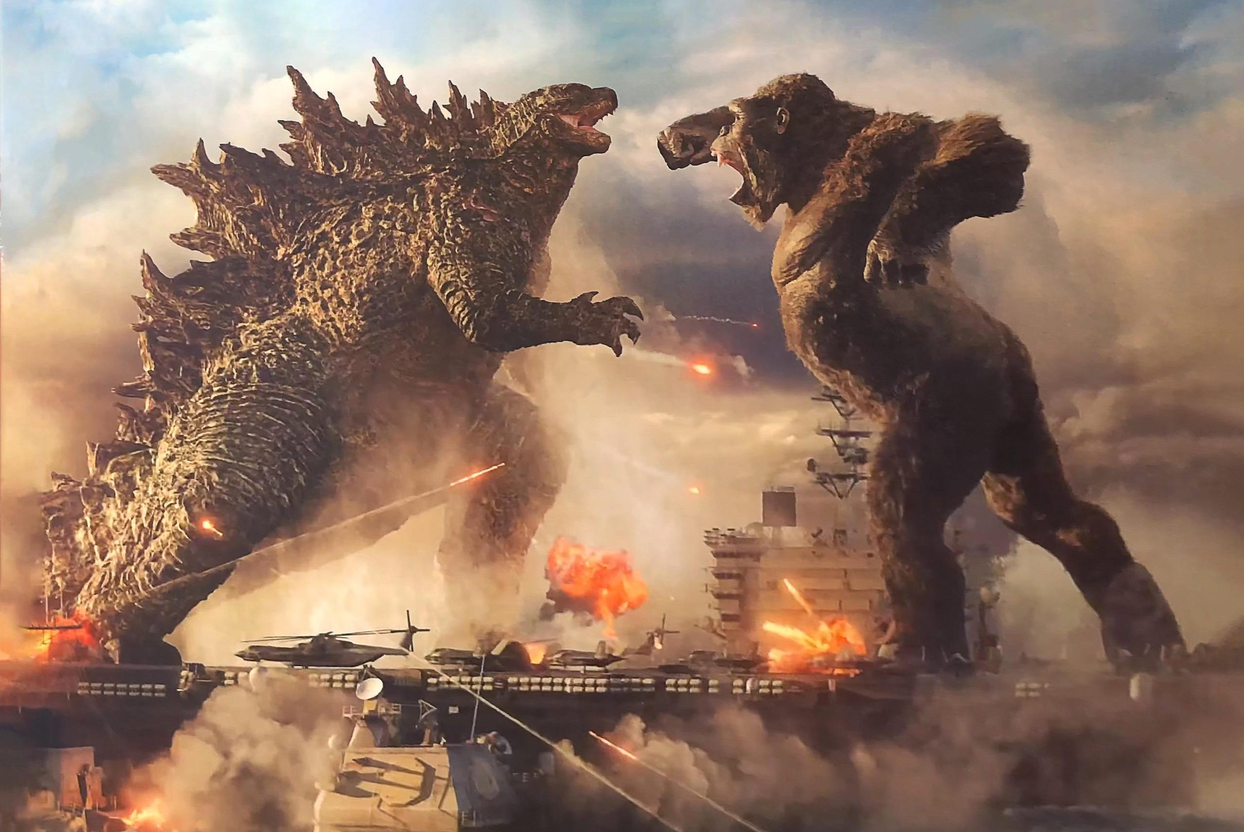 «Годзилла против Конга»: возвращение гигантских монстров