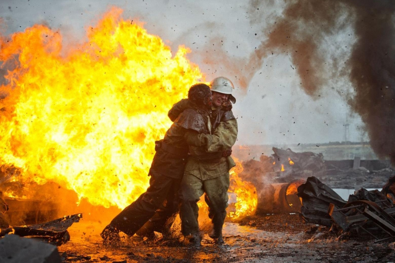 Фильм «Чернобыль»: любовь на фоне мировой катастрофы