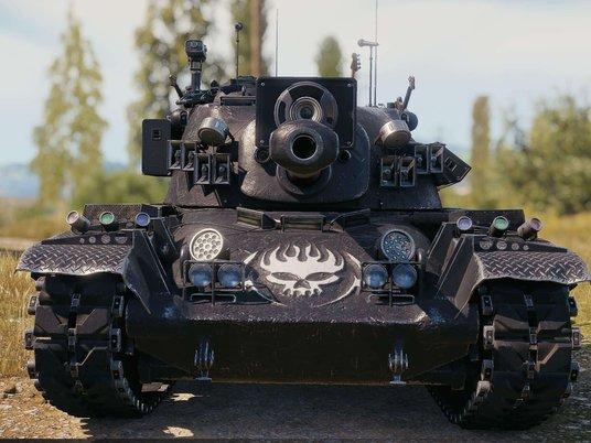 World of Tanks представил танк встиле панк-рока