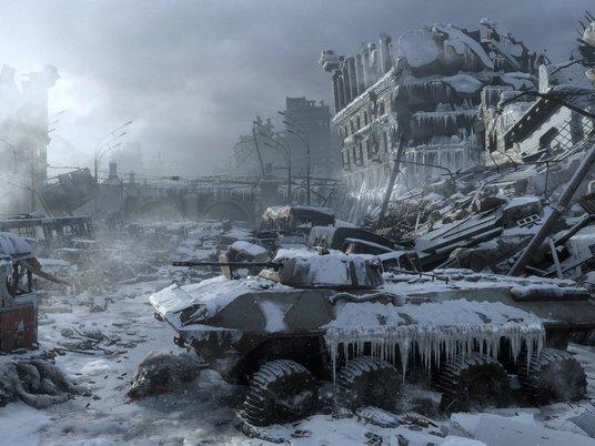 Игроки получили фотореалистичную Metro Exodus бесплатно