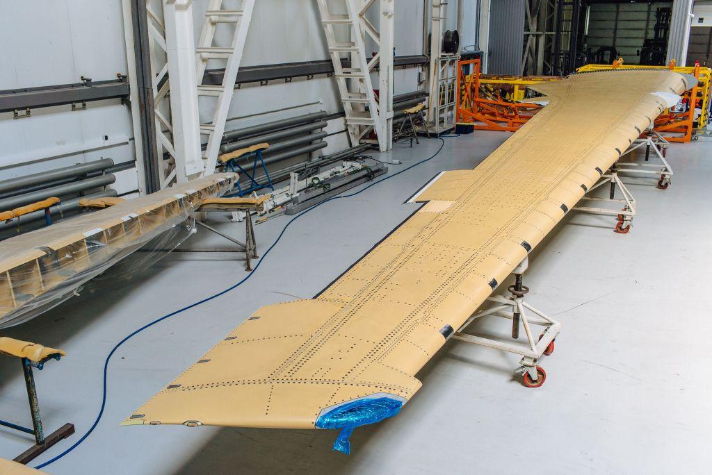 Консоль крыла МС-21-300