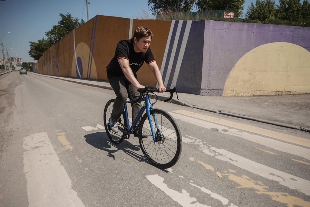 Шоссейные велосипеды остались королями скоростной езды по трассам
