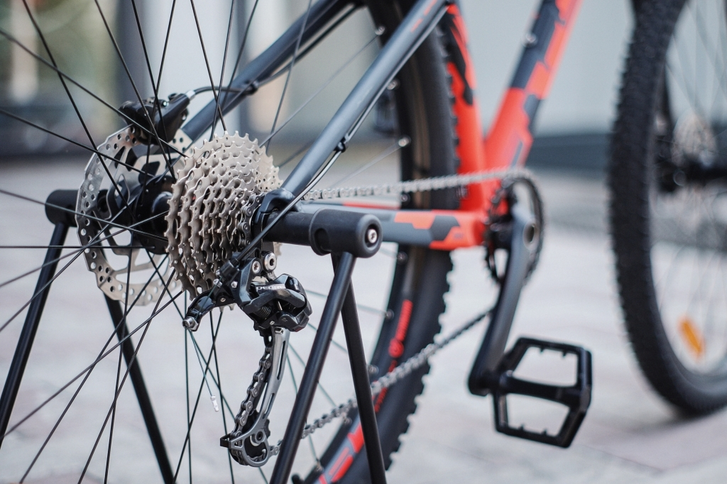 Система переключения передач велосипеда