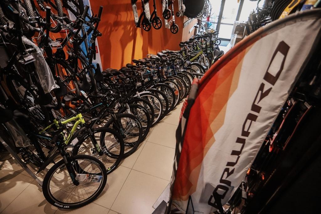 Велосипеды российский компании Forward