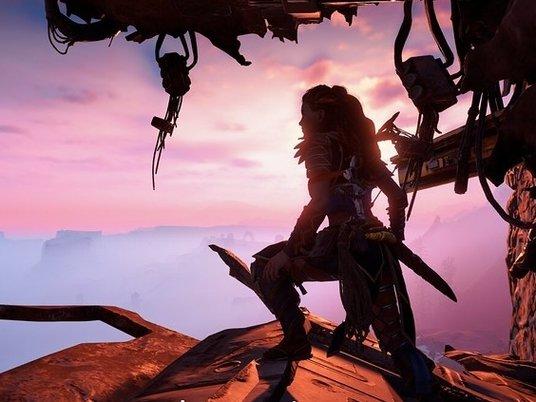 Представлен трейлер игры Horizon Forbidden West